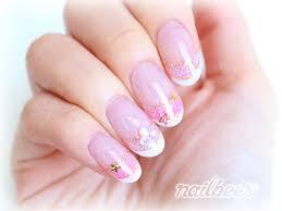 wedding nail designs nailbees