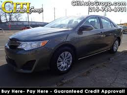 used toyota camry for sale special offers edmunds
