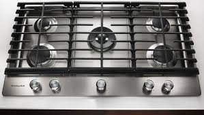 Jenn Air 36 Gas Cooktop Kitchen Impressive Framtid 5 Burner Gas Cooktop Ikea Within