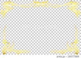 cool frame frame cool good looking stock illustration 19077989 pixta