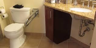 handicap accessible bathroom design spacious handicap accessible bathroom vanities ada wheelchair in