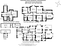 Fantasy Floor Plans 6 Bedroom Detached House For Sale In Ashleworth Gloucestershire Gl19