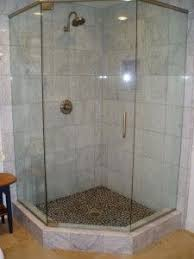 Small Bathroom Walk In Shower Designs Master Bathroom Complete Remodel 12