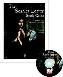 scarlet letter the study guide progeny press