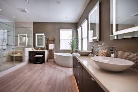 Asian Bathroom Design by Cool Modern Asian Bathroom Decor With Black Asian Vanities With