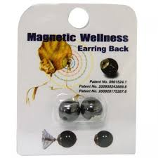 lost earring back magnetic therapy relief personal care products magnetic jewelry