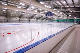 ice rink dasherboards