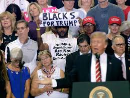 Team Black Guys Meme - the story behind the blacks for trump guy at the phoenix rally