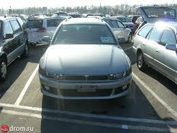 Mitsubishi Legnum рестайлинг 1998 1999 2000 2001 2002