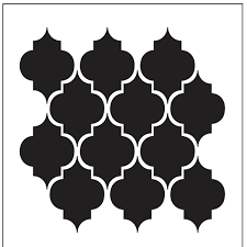 folkart home decor wall stencils trellis 34960 plaid online
