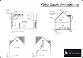 pin cape dutch house plans pinterest home building plans 71297