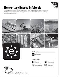 Elementary Energy Infobook By Need Project Issuu