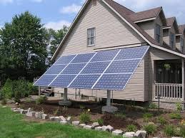 solar panels do ground mounted solar panels or roof mounted solar panels make
