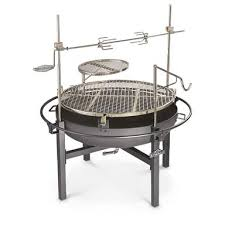 Cowboy Firepit Cowboy Pit Rotisserie Grill Really Really Want This
