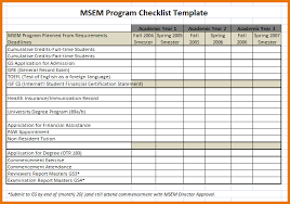 Scope Of Work Template Excel Excel Checklist Template Program Checklist Template Png Scope Of