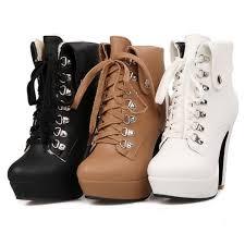 womens boots block heel heels quheele part 208