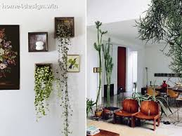 plants in the living room u2013 modern house