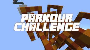 Challenge Minecraft Parkour Challenge Map 1 12 2 1 12 For Minecraft 9minecraft Net