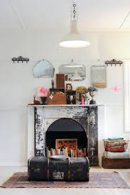 Unused Fireplace Ideas Decorating Ideas For Non Working Fireplaces