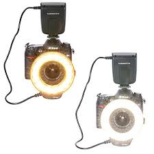 neewer macro ring led light neewer fc 110 18 super bright led macro ring flash light for