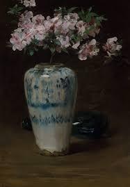 Chinese Vases History Pink Azalea U2014chinese Vase William Merritt Chase 1979 490 5