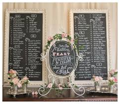 wedding seating signs beautiful chalkboard wedding seating chart pictures styles