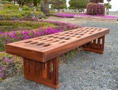 Garden Wooden Bench Diy by Outdoor Bench Version 4 Outdoor Benches Diy Wood Bench And