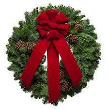 fresh wreaths forest wreaths