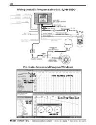 msd window switch wiring diagram headlight switch wiring msd 6al