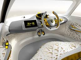 renault dezir concept interior renault kwid 2014 interior car design pinterest crazy