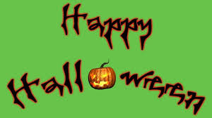 happy halloween image happy halloween text animation green black screen effect youtube