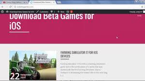download farming simulator 17 for ios ipa full game easy youtube