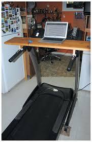 Desk Treadmill Diy Best Treadmill Desk Kresofineart