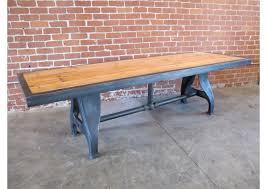 vintage coffee table legs wood table w vintage cast legs