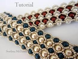pearl beads bracelet images Pdf tutorial beaded bracelet 8mm 6mm pearl seed bead jpg