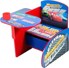 Minnie Mouse Armchair Desk Disney Cars Chair Desk With Pull Out Under The Seat Storage