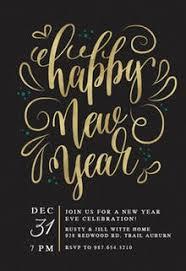 new year invitation free new year s invitation templates greetings island