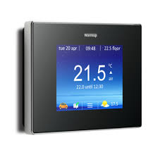 4ie smart wifi thermostat for underfloor heating warmup
