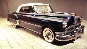 1950 pontiac chieftain silver streak convertible 138042