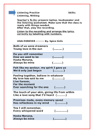 2 948 free listening worksheets