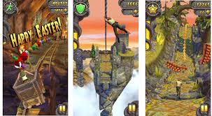 temple run 2 apk mod temple run 2 for android updated with bunny ears and cloud syncing