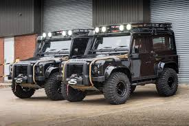 defender land rover off road tweaked automotive