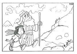 abraham and isaac coloring page children biblical centre cbc cbc in the faith of abraham