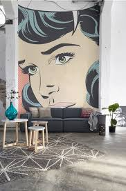new year new trend wallpaper murals are a flavorful start to get your home s decorating off on the right foot for 2017 using wallpaper murals that are just as pretty as your holiday decor