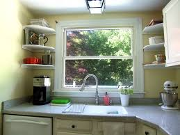 Glass Shelves For Kitchen Cabinets Kitchen Cabinet Glass Shelf Monsterlune