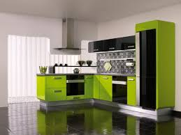 green painted kitchen cabinets home design and decor ideas