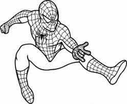 Amazing Gallery Spiderman Color Pages Venom Colorin 281