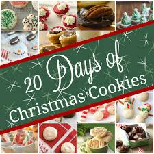 20 days of christmas cookies frosted eggnog cookies recipe a