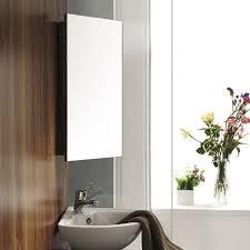 Bathroom Mirror Storage by Luxury Stainless Steel Wall Corner Mirror Storage Cupboard