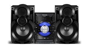 panasonic blu ray home theater system panasonic sc vkx65gs k mini system 600w bluetooth enabled speaker